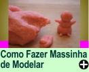 COMO FAZER MASSSINHA DE MODELAR EM CASA