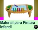 DICAS DE MATERIAL PARA PINTURA INFANTIL