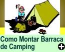 COMO MONTAR UMA BARRACA DE CAMPING