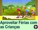 COMO PLANEJAR AS FÉRIAS COM AS CRIANÇAS