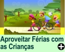 COMO PLANEJAR AS F�RIAS COM AS CRIAN�AS