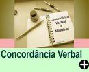 CONCORD�NCIA VERBAL