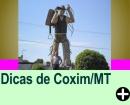 DICAS DE COXIM/MT