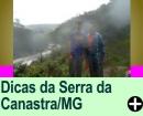 DICAS DA SERRA DA CANASTRA/MG