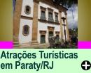 ATRAÇÕES TURÍSTICAS EM PARATY/RJ