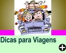 DICAS PARA VIAGENS