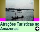 ATRA��ES TUR�STICAS NO AMAZONAS