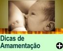 Dicas para a Amamentação do Bebê