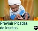 Como Previnir Picadas de Insetos em Bebês