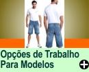 OP��ES DE TRABALHOS PARA MODELOS