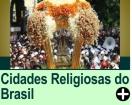 CIDADES RELIGIOSAS DO BRASIL