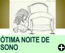 DICAS PARA UMA ÓTIMA NOITE DE SONO