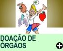 DICAS PARA DOA��O DE �RG�OS PARA TRANSPLANTE