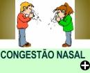 COMO TRATAR UMA CONGESTÃO NASAL