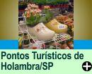 PONTOS TURÍSTICOS DE HOLAMBRA