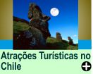 ATRA��ES TUR�STICAS, NO CHILE