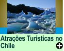 ATRAÇÕES TURÍSTICAS, NO CHILE