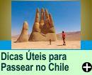 DICAS �TEIS PARA PASSEAR, NO CHILE