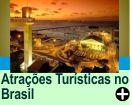 ATRAÇÕES TURÍSTICAS NO BRASIL