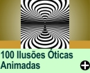 100 Ilusões Óticas Animadas
