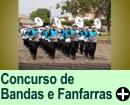 CONCURSO DE BANDAS E FANFARRAS