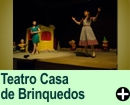 Teatro Casa de Brinquedos