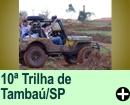 10� TRILHA DE TAMBA�/SP