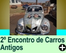 2� ENCONTRO DE CARROS ANTIGOS, EM SANTA CRUZ DAS PALMEIRAS/SP
