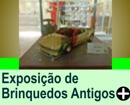 Exposição de Brinquedos Antigos