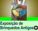 Exposi��o de Brinquedos Antigos