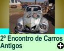 2º Encontro de Carros Antigos, em Sta. Cruz das Palmeiras/SP