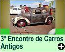 3� Encontro de Carros Antigos, em Sta. Cruz das Palmeiras/SP