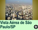 Vista Aérea de São Paulo/SP