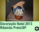 Decora��o Natal 2013 Ribeir�o Preto/SP