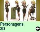 PERSONAGENS 3D