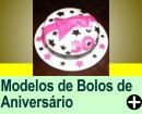 BOLOS DE ANIVERSÁRIOS
