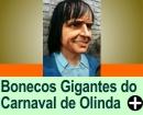 Bonecos Gigantes do Carnaval de Olinda