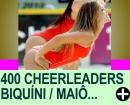 Cheerleaders de Biquini e Maiô