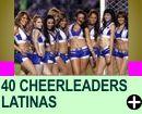 Cheerleaders Latinas