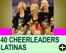 Cheerleaders Latinas
