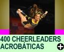 Cheerleaders Acrobáticas
