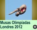 Musas das Olimpíadas de Londres 2012