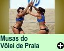 Musas do Mundial de Vôlei de Praia
