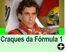 Craques da Fórmula 1