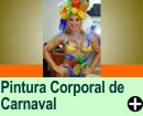 Pintura Corporal de Carnaval