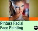 Pintura Facial Infantil e Festas
