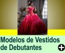 Modelos de Vestidos de Debutantes