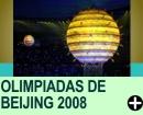 JOGOS OLÍMPICOS DE BEIJING 2008