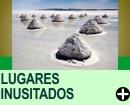 LUGARES INUSITADOS DO PLANETA