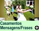 Mensagens para Casamentos